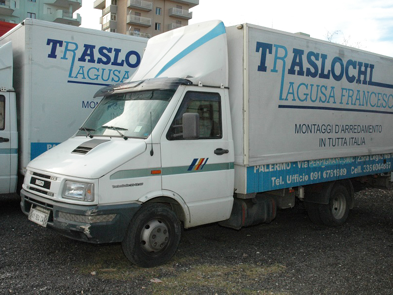 Mobili usati Palermo   TRASLOCHI RAGUSA ANGELA